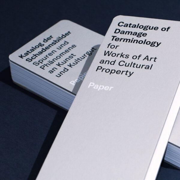 Katalog der Schadensbilder
